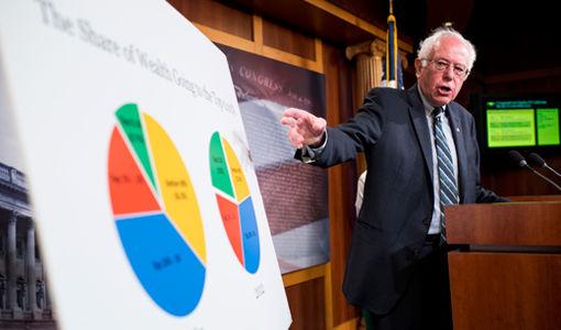 Progressive economist on Sanders platform: Median income would soar to $82k