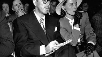 Today in history: Blacklisted writer Dalton Trumbo is born