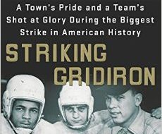 """Striking Gridiron"": A touchdown for readers"