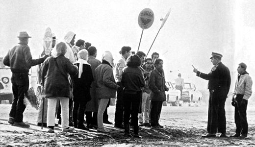 Today in labor history: 50th anniversary of Grape Strike and Boycott