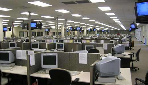 Voters say bring back call center jobs