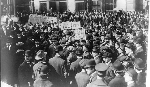 """Today in labor history: """"Wobblies"""" founded in 1905"""