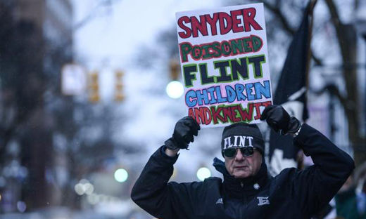 Flint's water crisis and the GOP's class war