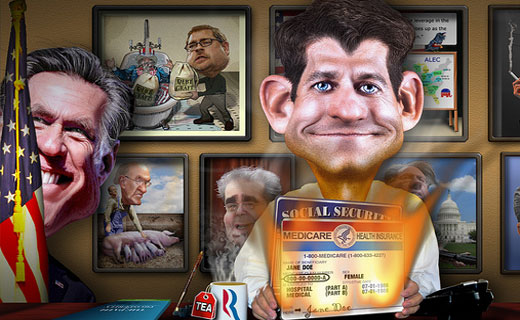 The meaning of Romney's Ryan choice