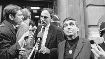 Peace activist, Jesuit priest Daniel Berrigan dies at 94
