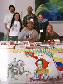 Activists form Venezuela solidarity network