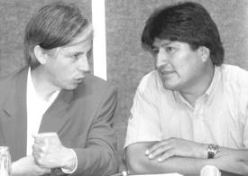 Revolution in Bolivia: a special case