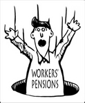 Perfect pension storm revisited
