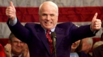 McCain wins White House!