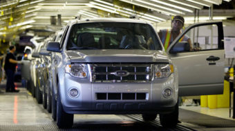 Ford workers reject givebacks