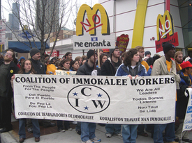 National tour tells McD's: I'm not lovin' it