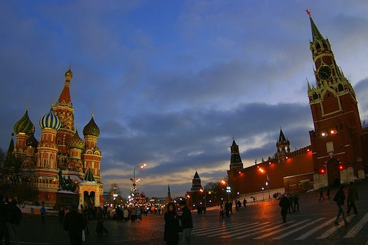 Is the world of advertising swallowing Russia?