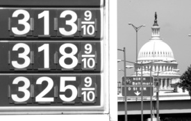 High gas prices linked to oily White House
