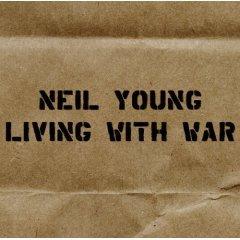 Neil Young releasing antiwar album