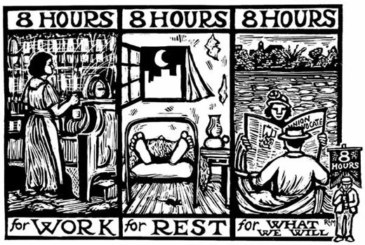 "Today in labor history: ""The Song of the Wage-Slave"" for May Day"