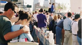 Sept. 11, 2001 archives: New York City, one month later
