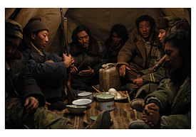 MovieREVIEW  Take a broader look  Kekexili: Mountain Patrol