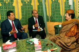 Venezuela, Libya to aid African nations