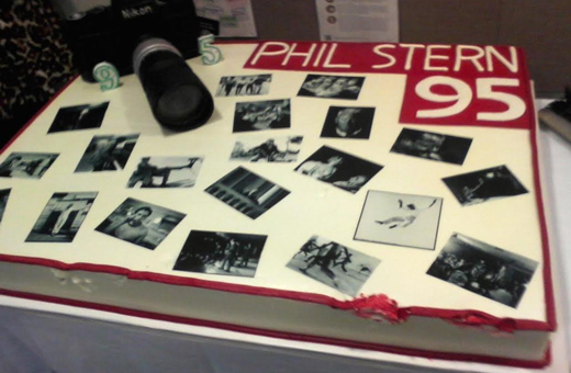 "Happy birthday, Phil Stern, ""Greatest Generation"" photographer"
