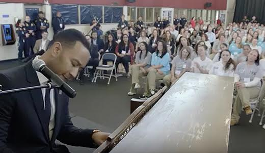 Video: John Legend and AFL-CIO team up to reform prison system