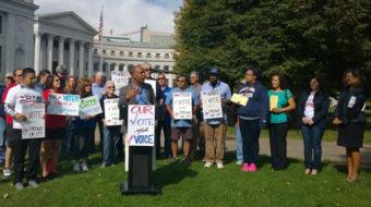 AFL-CIO's Gebre pulls for immigrant voters in Denver