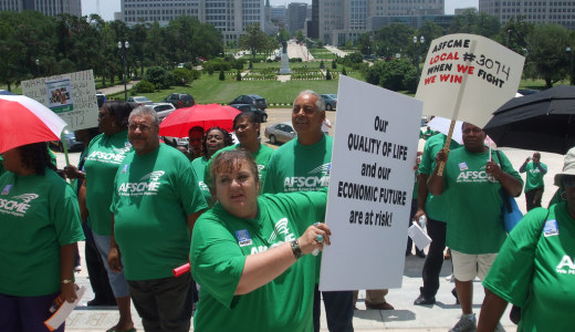 Labor leaders express anger at Obama administration