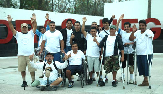 """La Bestia"" victims call for immigration reform"
