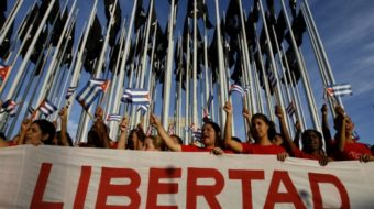 British trade unionists come out for Cuba and the Cuban Five
