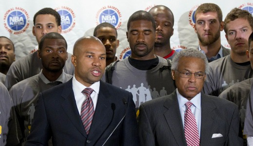 NBA cancels games as lockout continues