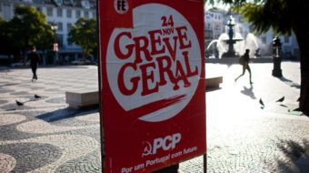 General strike shuts down Portugal