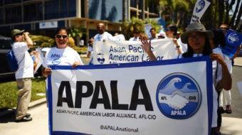 Trump adds Philippines to terror list, Asian-American labor responds