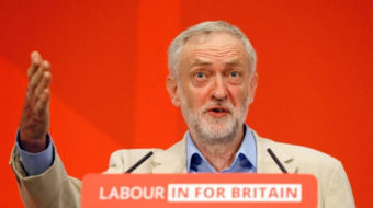 """As """"Brexit"""" from the EU approaches, Europe's left is divided"""