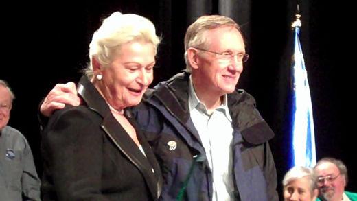 Retirees jump-start convention