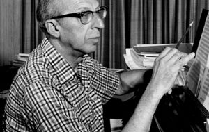 Today in history: Remembering composer Aaron Copland