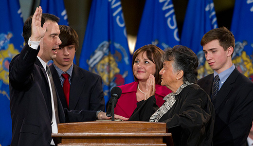 Wisconsin, the law, and Chief Justice Shirley Abrahamson