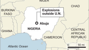 Bombing of UN's Nigeria office raises questions