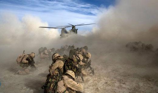 Honor the troops, leave Afghanistan