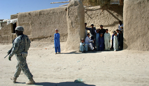 Afghanistan talks: a delicate moment