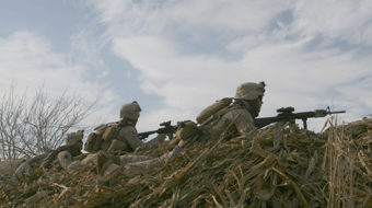 Marines in Afghanistan and Republican hate culture