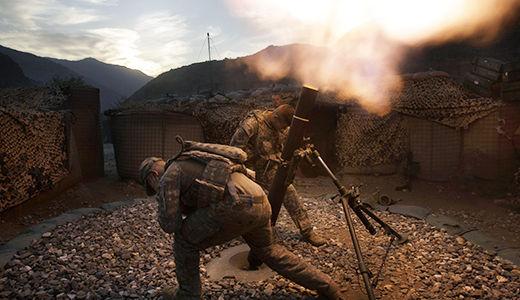 U.S. official quits Afghanistan job over war