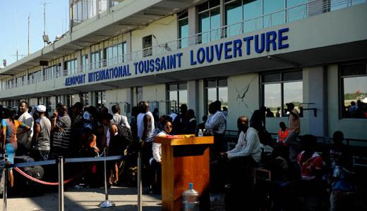 Haiti relief efforts pick up steam