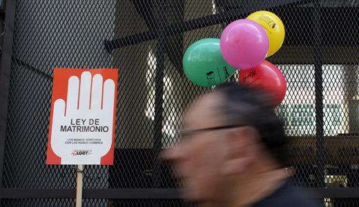 In landmark vote Argentina legalizes same-sex marriage