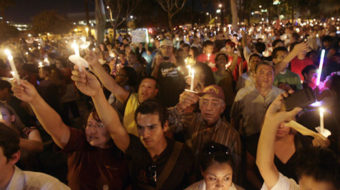 Justice Department sues Arizona on immigration law