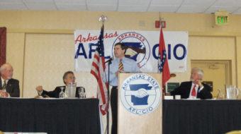 Labor moves to dump Arkansas senator