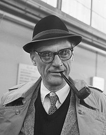 Today in history: Centennial of playwright Arthur Miller