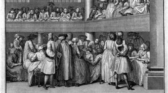 Today in black history: First protest against slavery