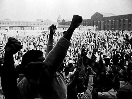 Today in labor history: Attica prison uprising ends