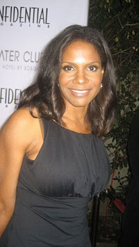 Thrills are alive with sound of Audra McDonald