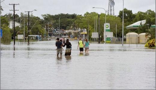 Floods raise major implications for Australia's future