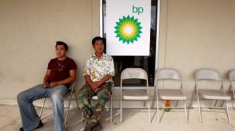 BP and disaster capitalism